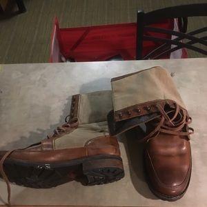 Men's boots size 9.5
